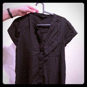 Black Vera wang dress top